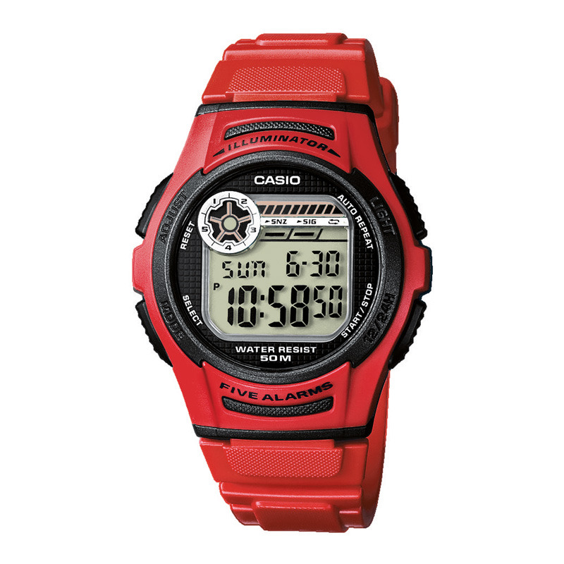 Casio Collection W-213-4AVES