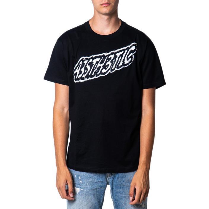 Diesel Men's T-Shirt Black 175508 - black M