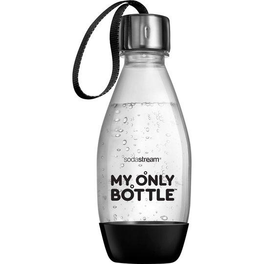 SodaStream My Only Bottle dricksflaska, svart