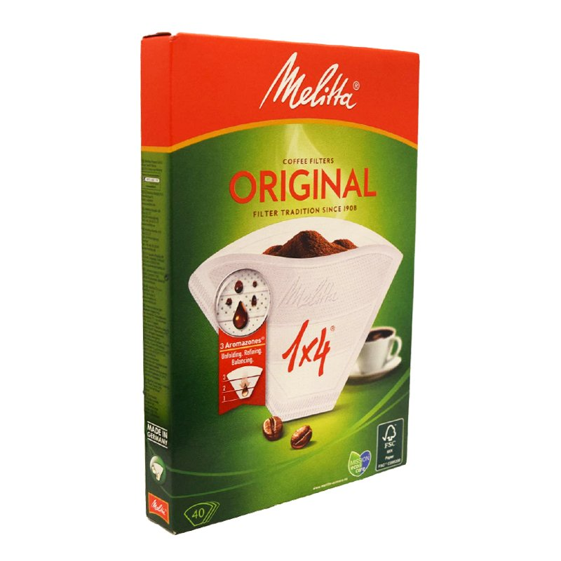 Kaffefilter Vita 40-pack - 16% rabatt
