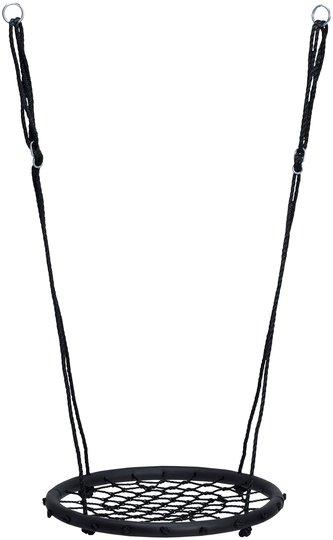 Pinepeak Fugleredehuske 60 cm, Svart