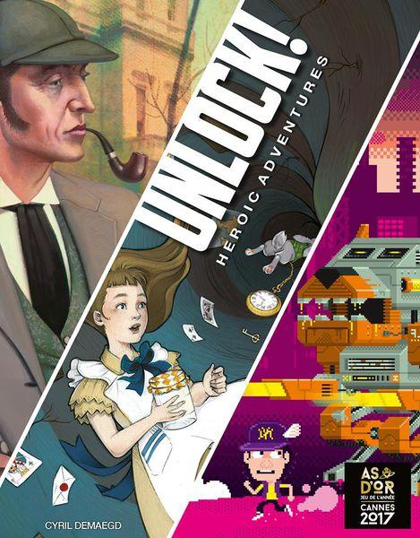 Unlock! 5 - Heroic Adventures (English) (AMDUNLOCK05)