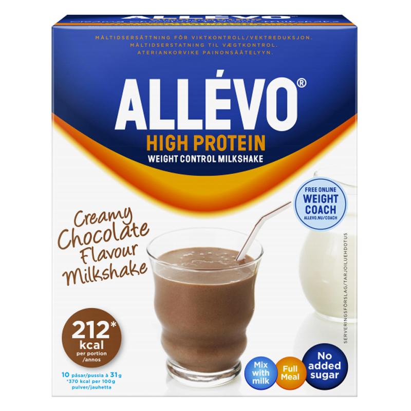 "Ateriankorvikepirtelö ""Creamy Chocolate"" 10 x 31g - 33% alennus"