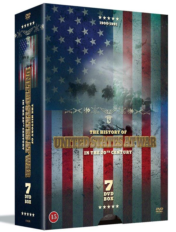 United States at War (7-disc) - DVD