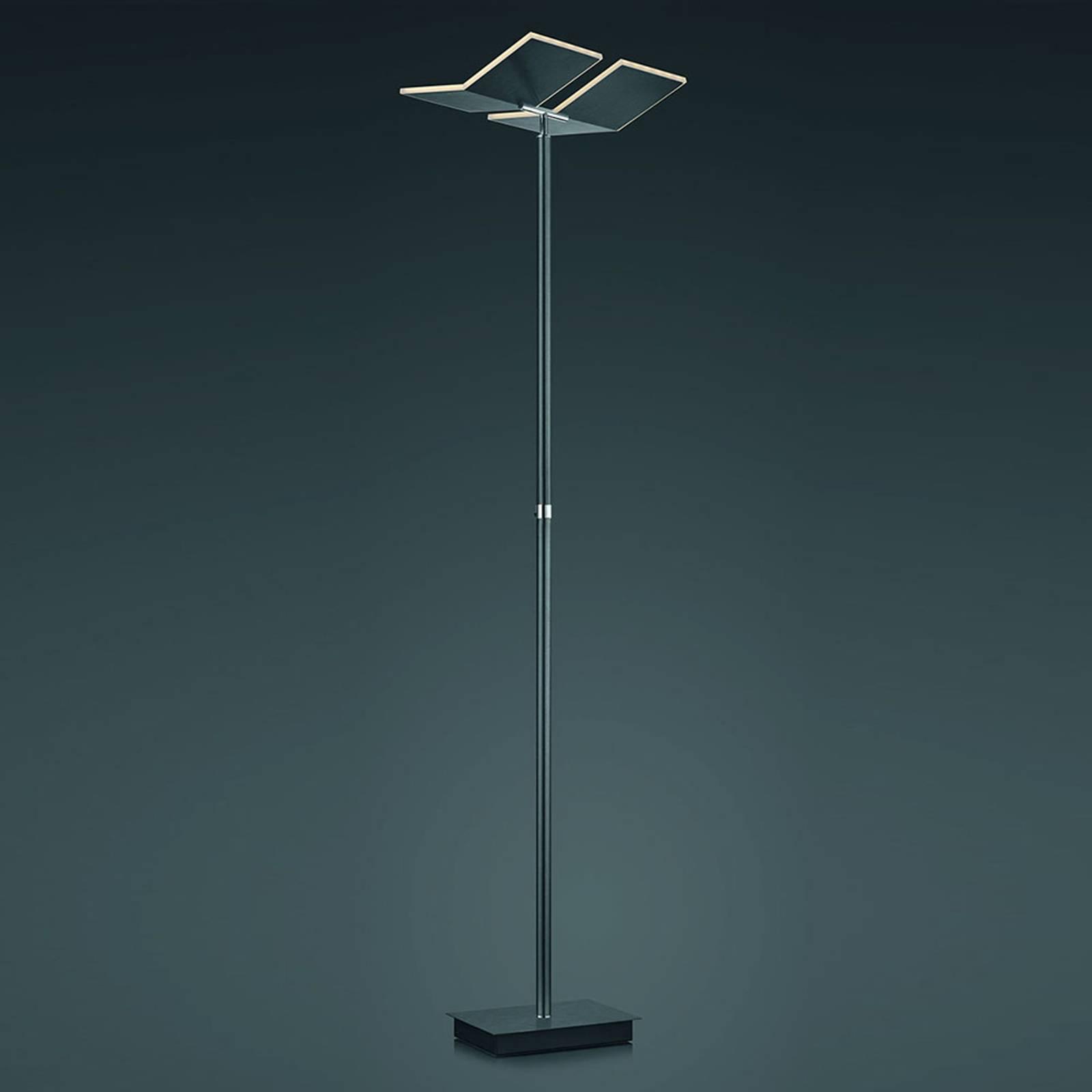 B-Leuchten Domi LED-gulvlampe, antrasitt