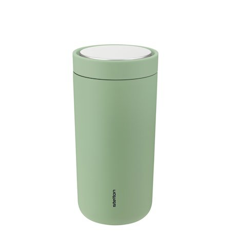 To-Go Click thermo cup, 0,4 l. - soft seagrass