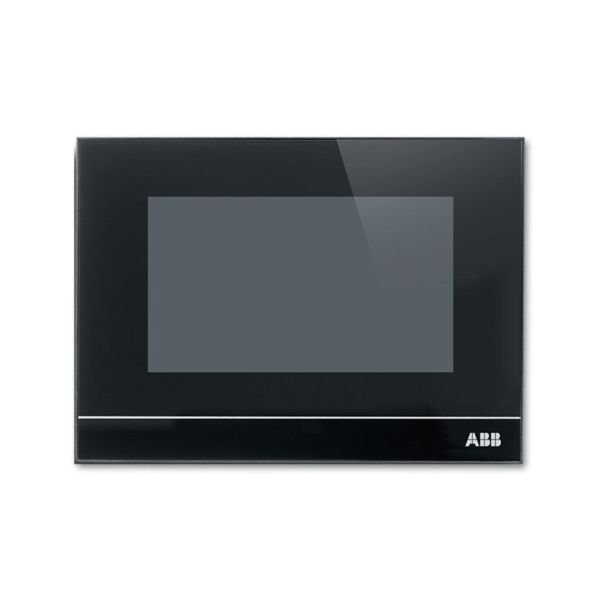"ABB Free@home 6220-0-0120 Kosketusnäyttö 4.3"" Antrasiitti"