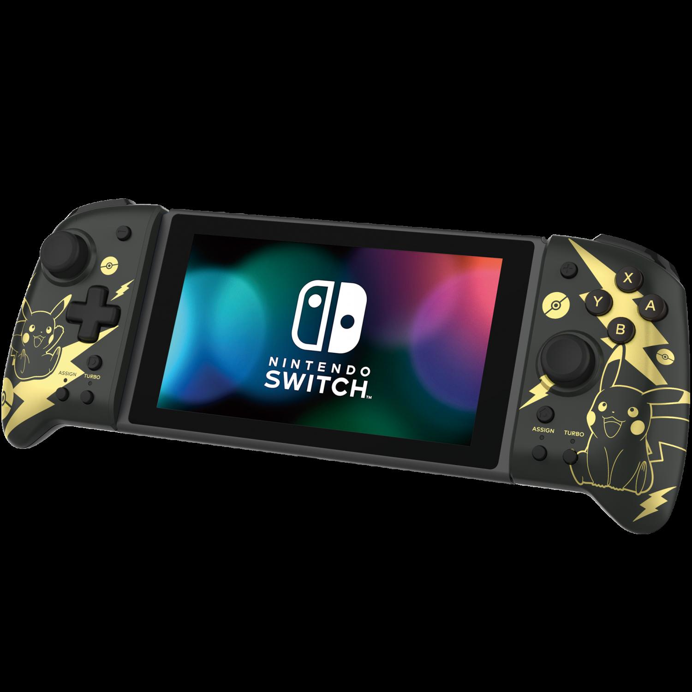 Hori Nintendo Switch Split Pad Pro (Pikachu Black Gold Edition)