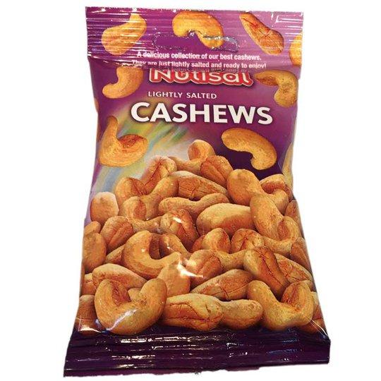Cashew lättsaltade - 66% rabatt