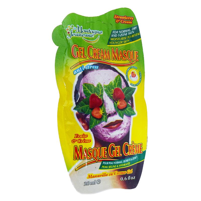 Ansiktsmask Gelékräm - 20% rabatt