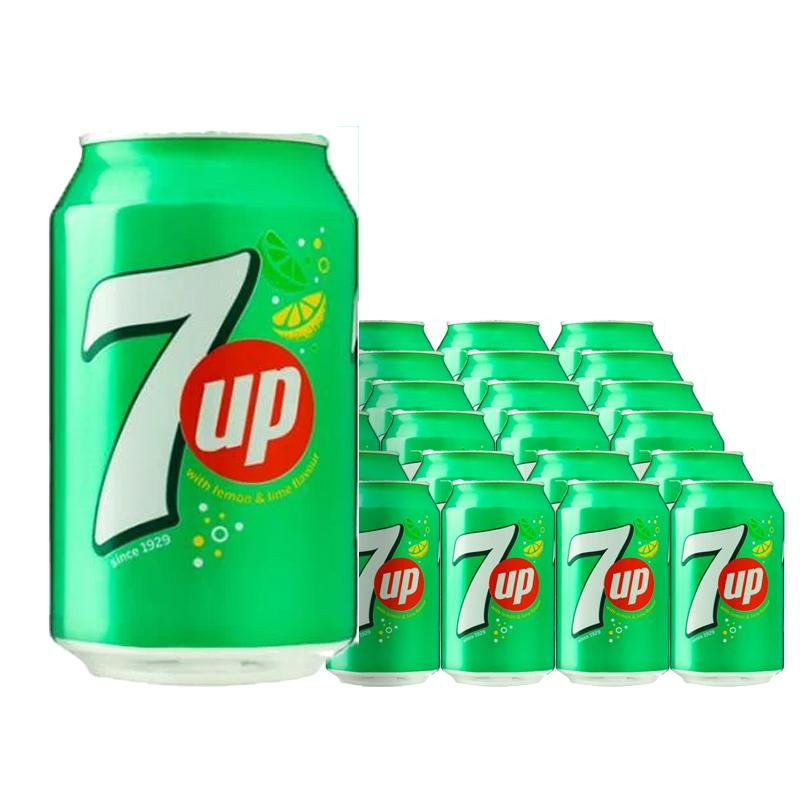 7up 24-pack - 35% rabatt