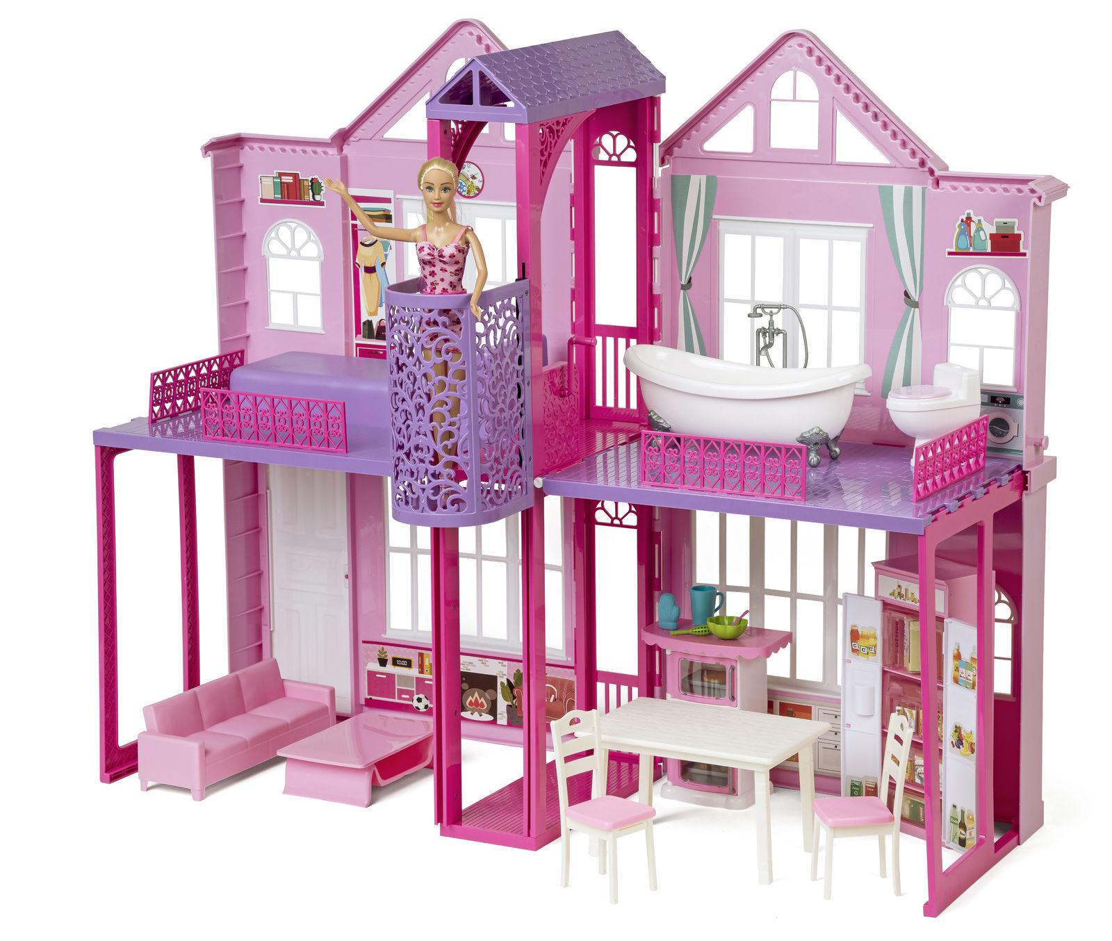 Judith - Giant dollhouse, 85x70x40 cm (61083)