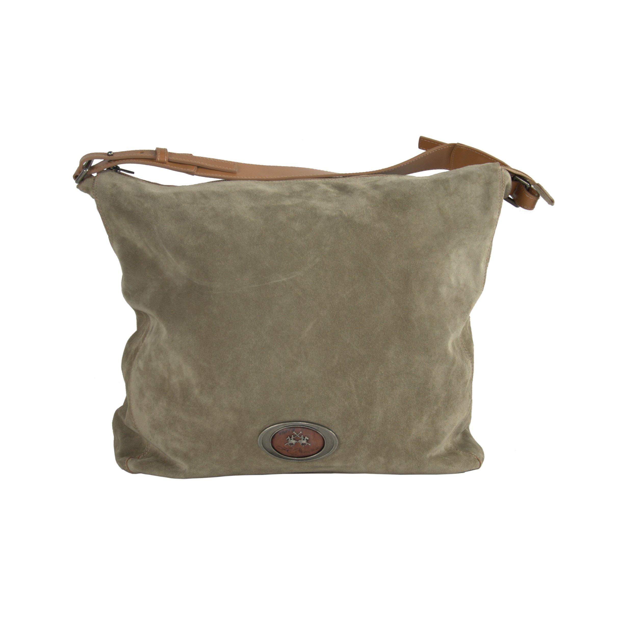 La Martina Women's Handbag Taupe LA1421322