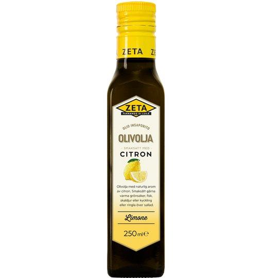 Olivolja Citron - 35% rabatt