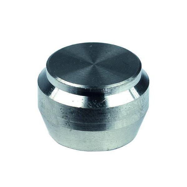 Gelia 3006177212 Plugg 2-pakning, krom 10 mm