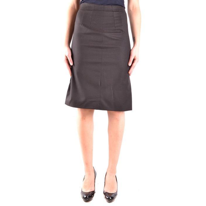 Armani Collezioni Women's Skirt Black 160813 - black 38