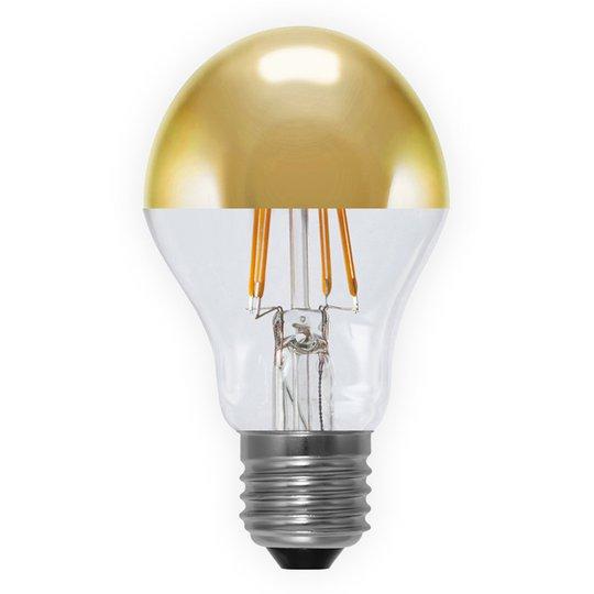 LED-pääpeililamppu E27 4 W 926, kullanvärinen