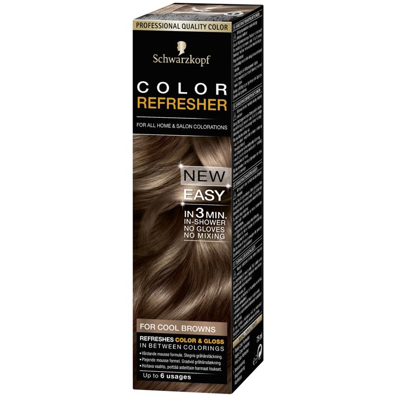 Hårfärgningsmedel Refresher Cool Brown - 81% rabatt