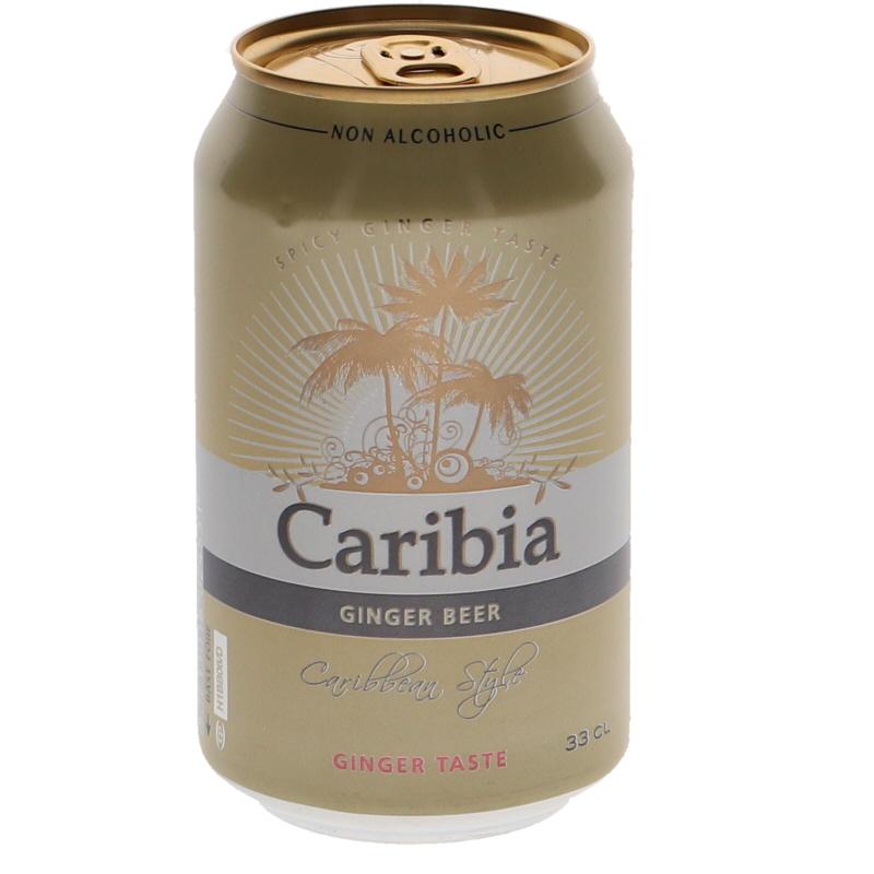 Ginger beer - 17% rabatt