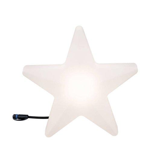 Paulmann Plug & Shine -LED-koristevalo Star Ø 40cm