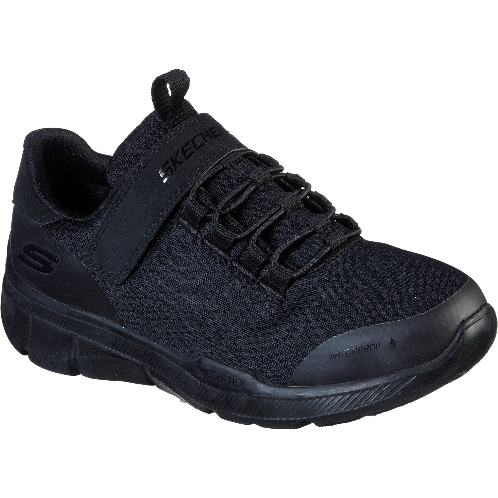 Skechers Unisex Equalizer 3.0 Aquablast Trainer Black 28533 - Black 12