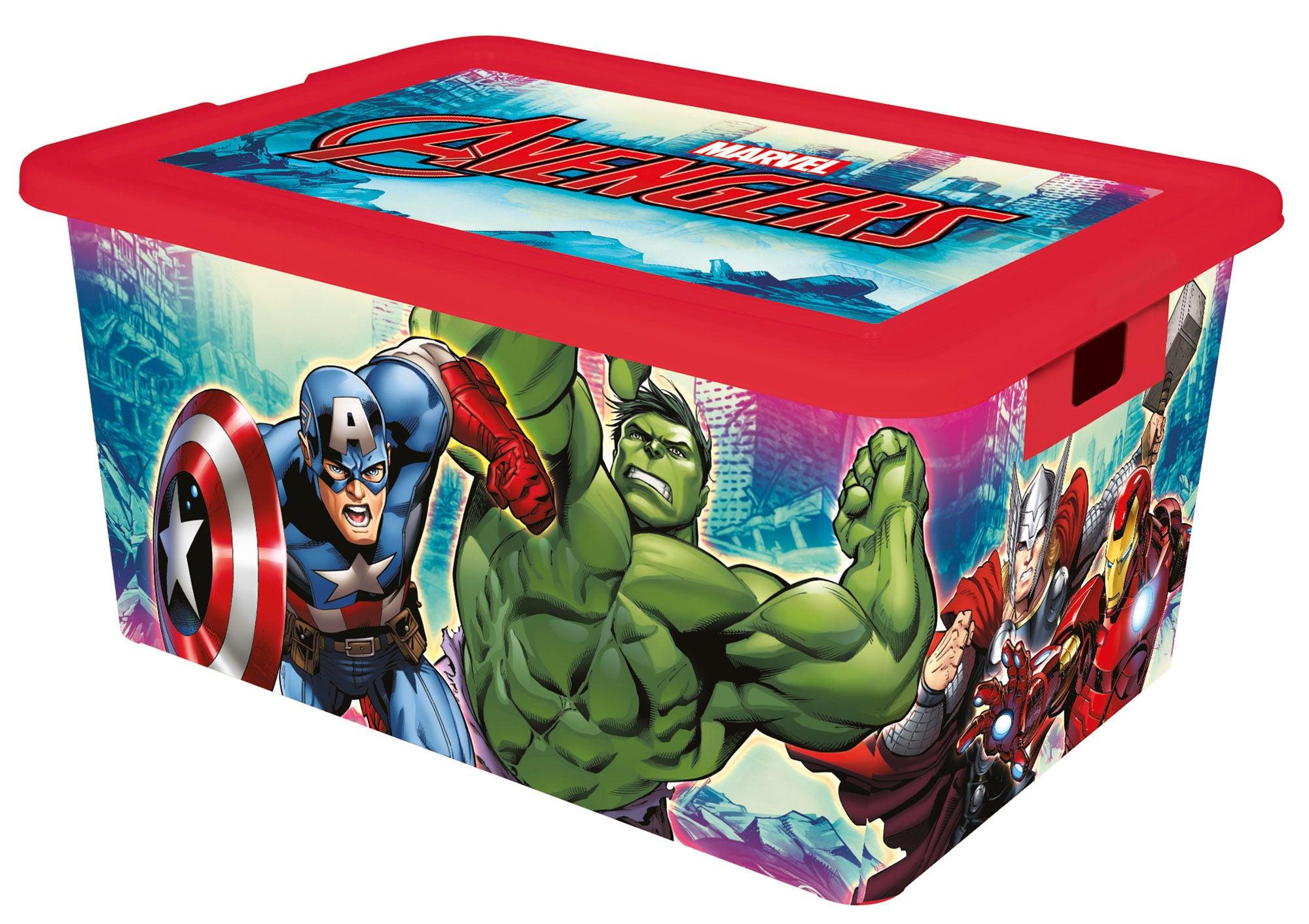 Marvel Spider-Man Säilytyslaatikko 35 litraa