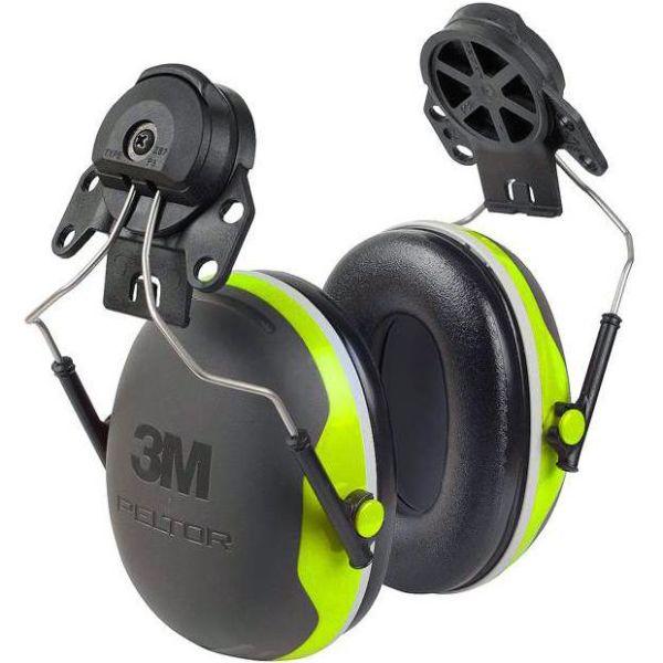 3M Peltor X-series Kuulonsuojain X4P3, kypäräkiinnitys