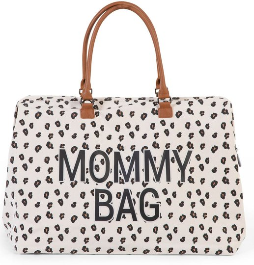 Childhome Mommy Clutch, Leopard
