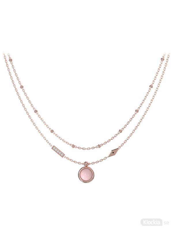 FOSSIL Halsband Classics – Rosé JF03674791