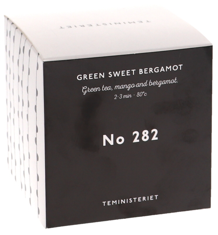 Te Mango & Bergamott - 62% rabatt
