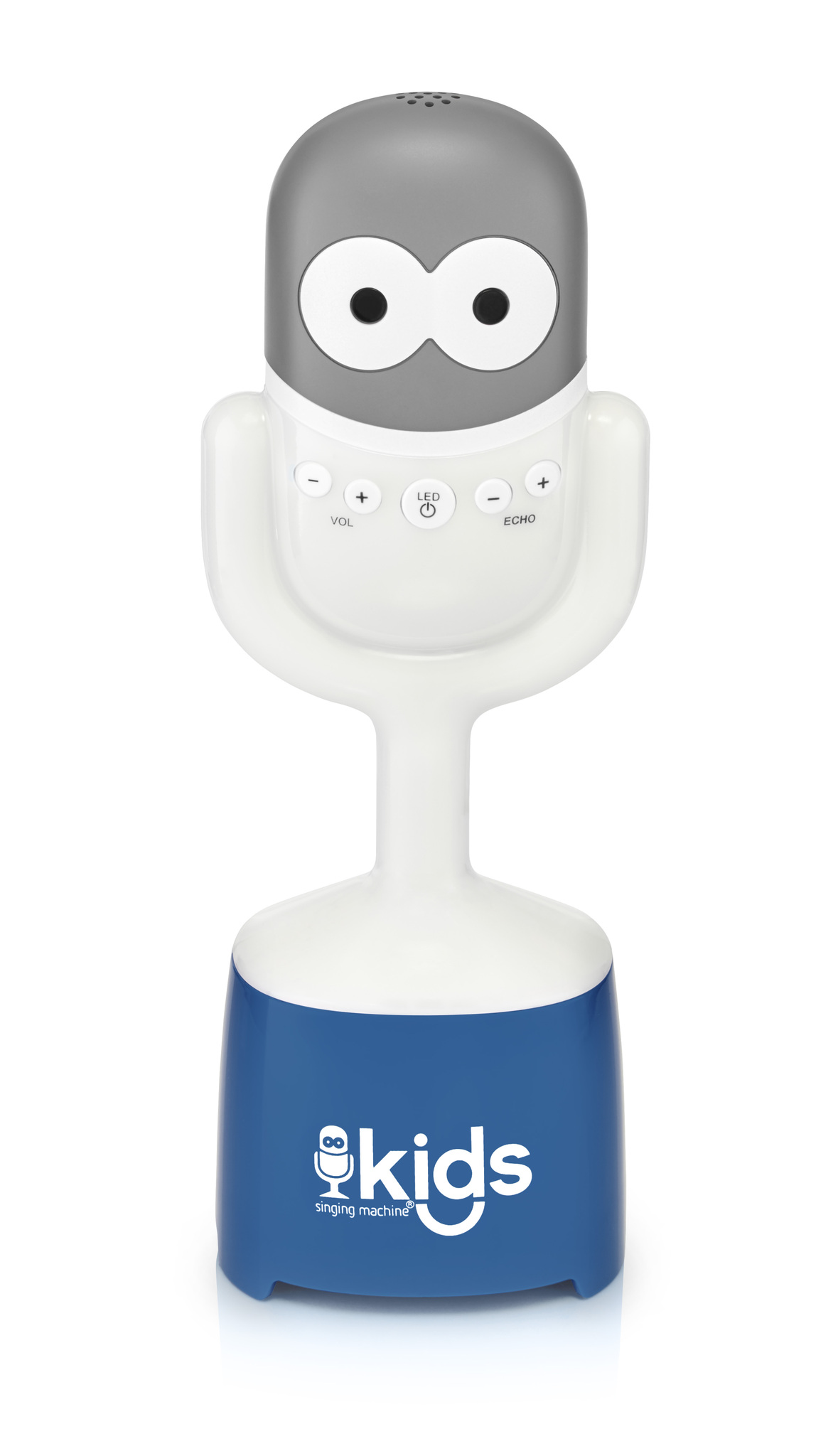 Singing Machine - Bluetooth Mic Guy (50-00541)