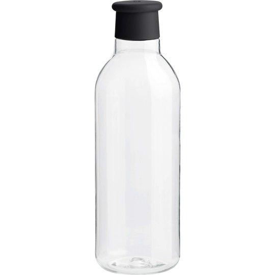 RIG-TIG DRINK-IT Vattenflaska 0,75 liter, Svart