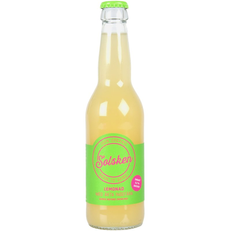 Eko Ingefära Lemonad - 41% rabatt