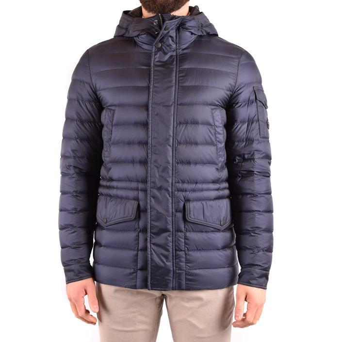 Hogan Men's Jacket Blue 186178 - blue L