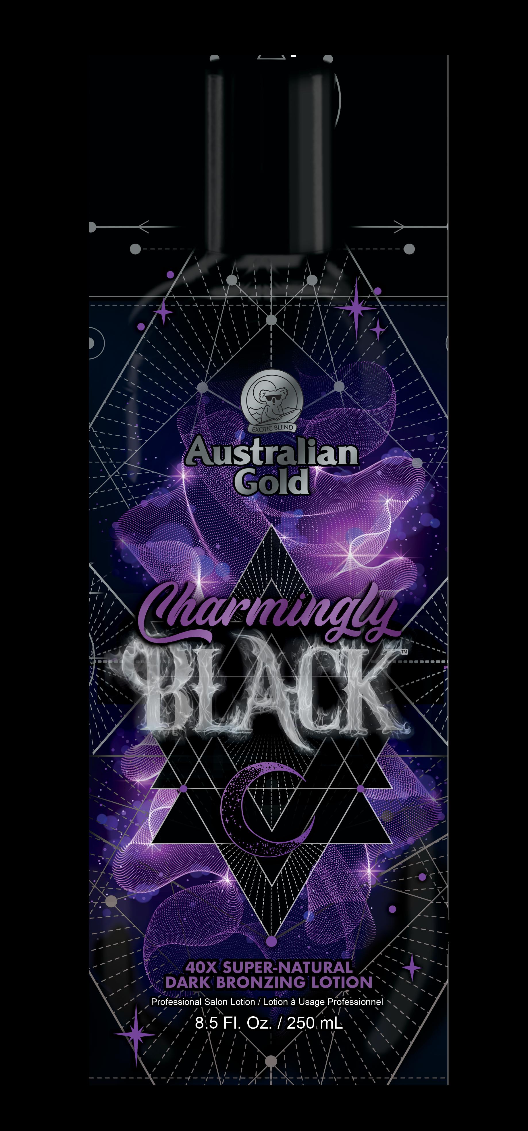 Australian Gold - Charmingly Black Dark Bronzing Lotion 250 ml