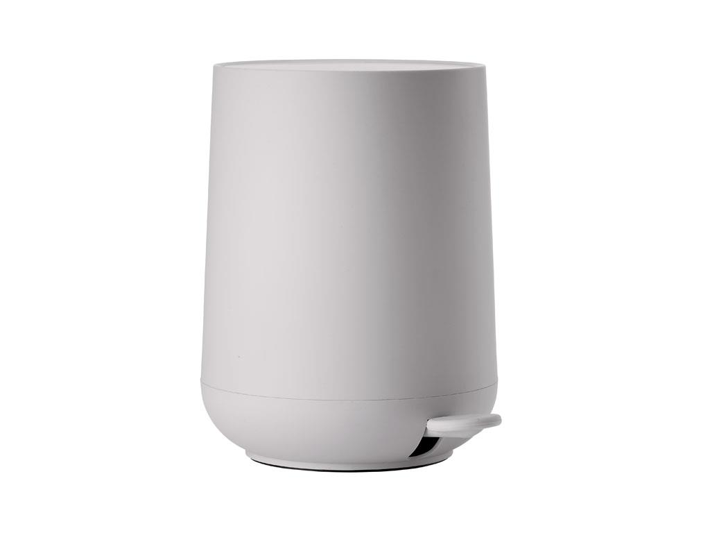 Zone - Nova Pedal Bin 3 L - Soft Grey (331979)
