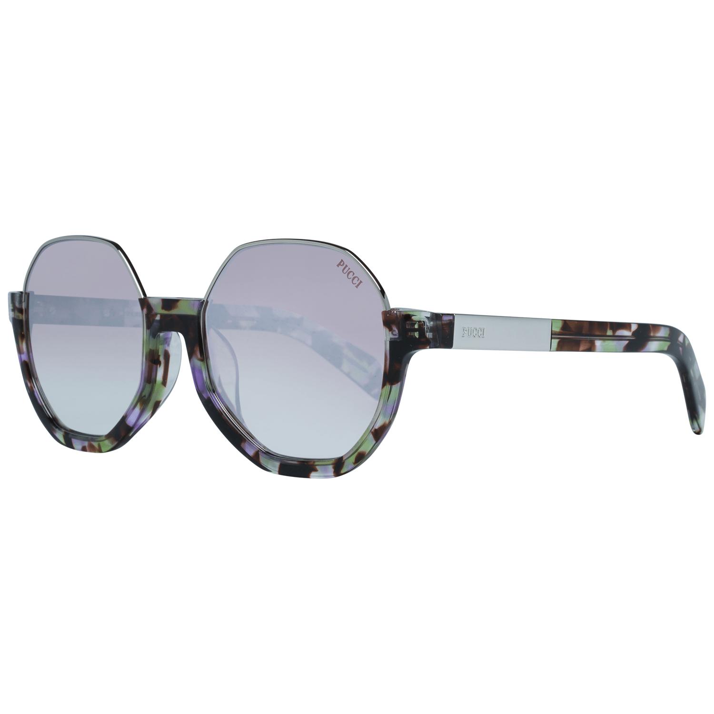 Emilio Pucci Women's Sunglasses Multicolor EP0089 5555Z