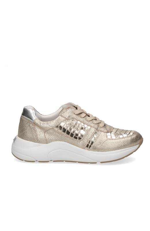 Caprice Sneakers Guld