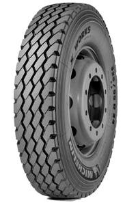 Michelin Remix X Works XZY ( 315/80 R22.5 pinnoitettu )