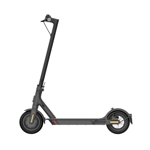 Xiaomi Mi Electric Scooter 1s Nordic El-scooter - Svart