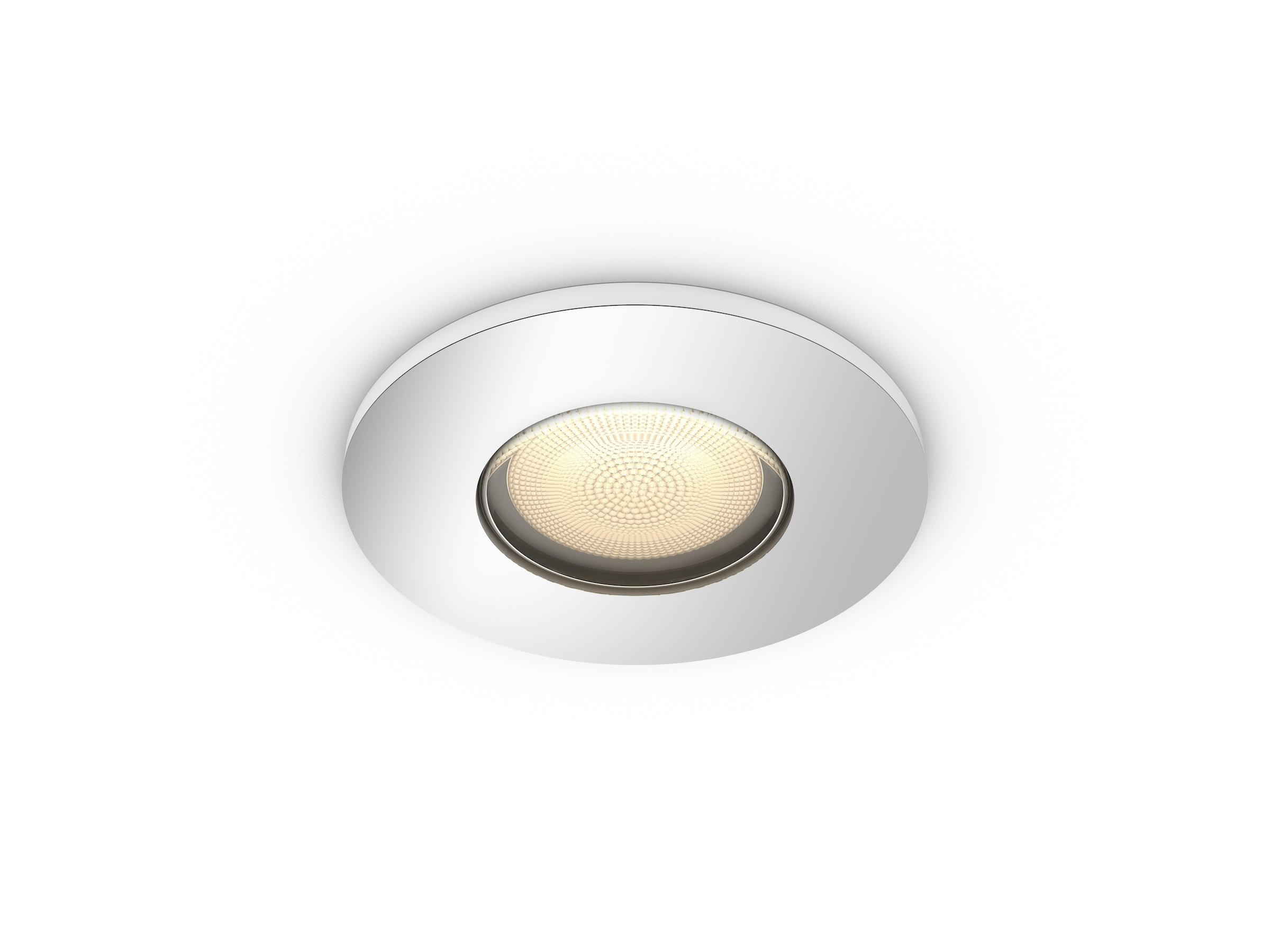 Philips Hue - Adore HUE recessed chrome 1x5W - White Ambiance Bluetooth