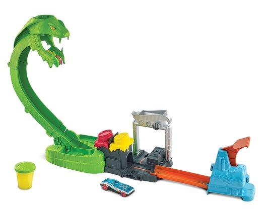 Hot Wheels City Slime Cobra Bilbane