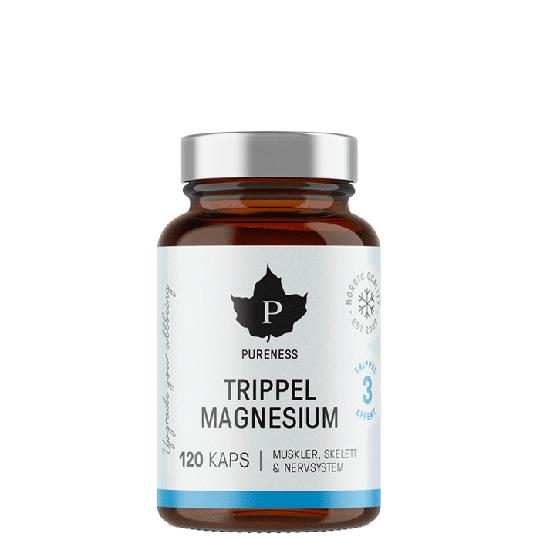 Trippel Magnesium, 120 caps