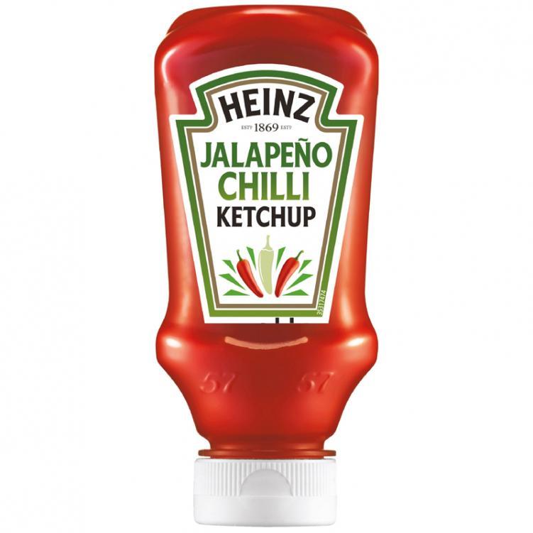 Ketchup Jalapeno Chilli - 14% rabatt