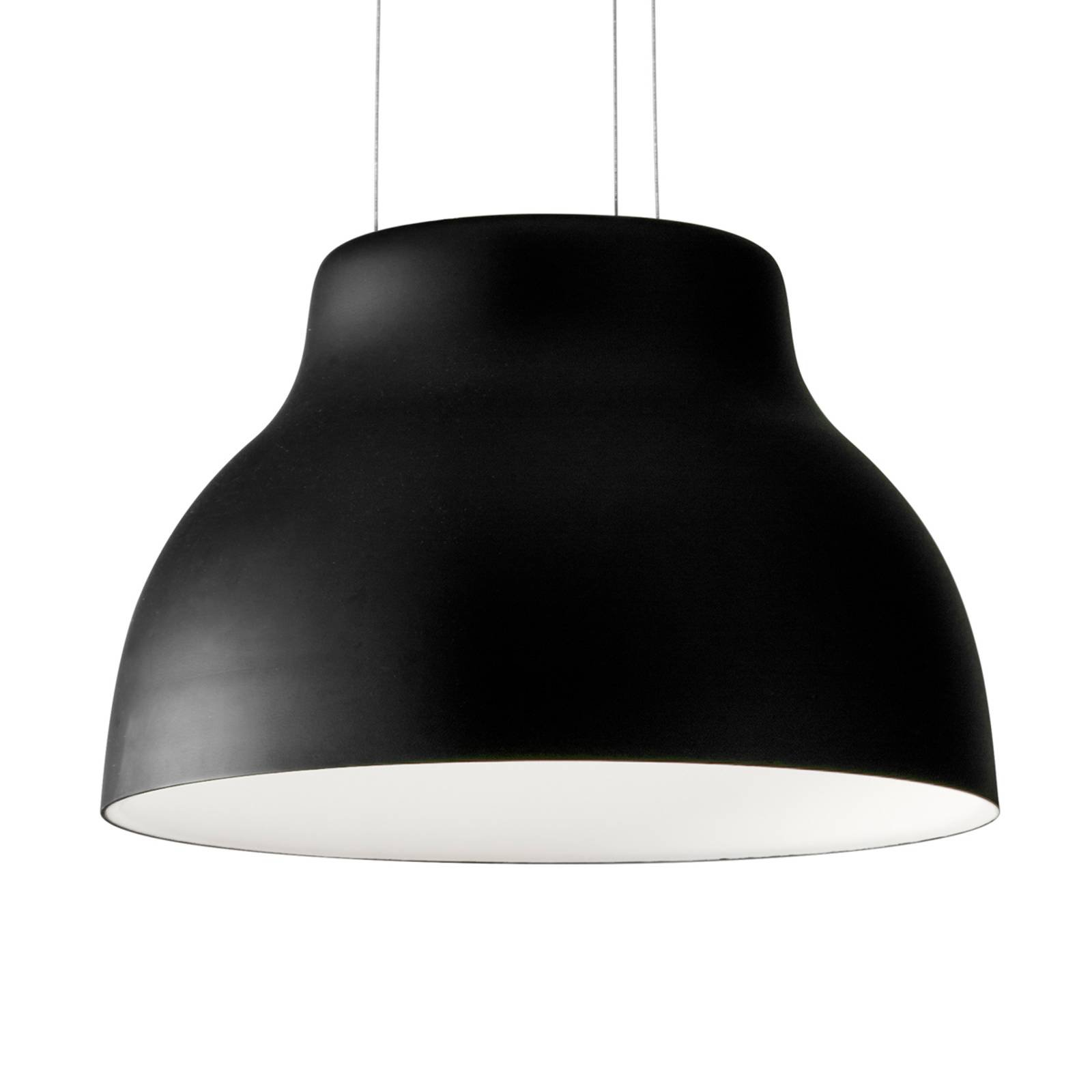 Martinelli Luce Cicala - LED-pendellampe svart