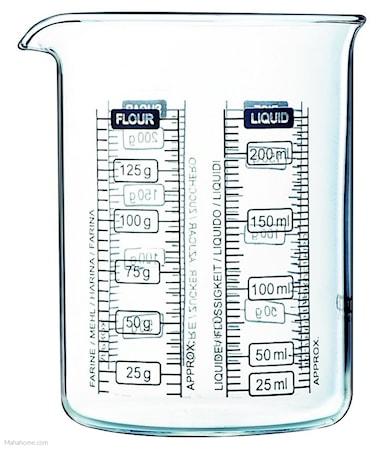 Måttkanna Classic 250 ml