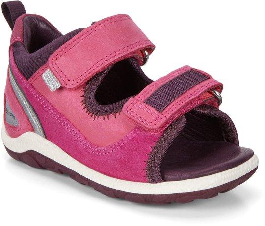 Ecco Biom Mini Sandal, Beetroot 19