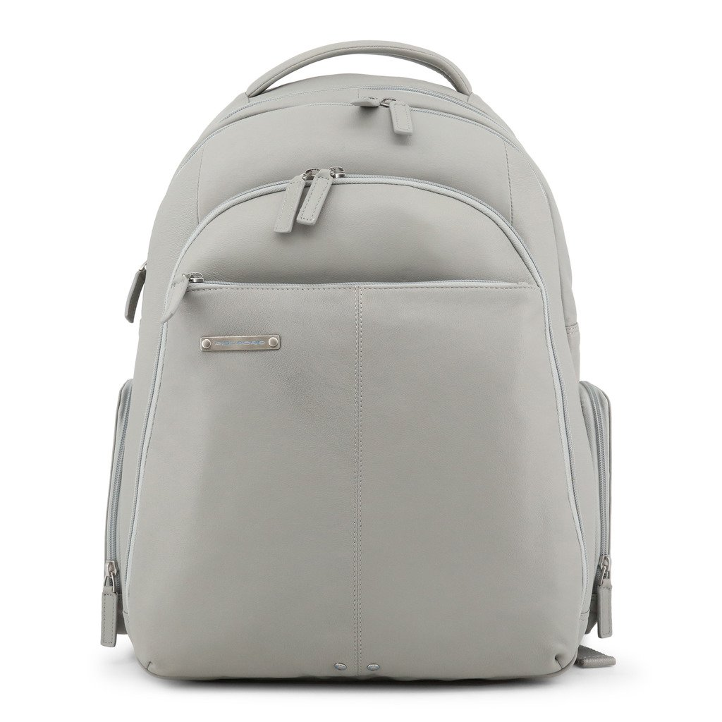 Piquadro Men's Backpack Grey CA1885X2 - grey NOSIZE
