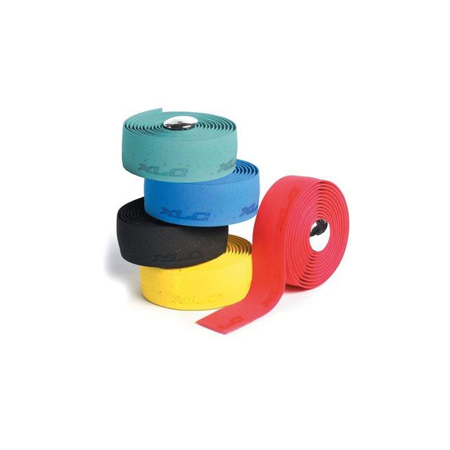 XLC Bar Tape Gr-T01 Gel, Cork Style, Styrlinda