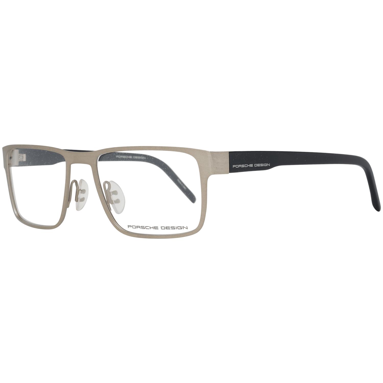 Porsche Design Men's Optical Frames Eyewear Gold P8292 54D